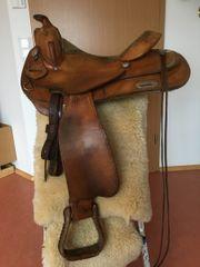 Westernsattel Bavarian Reiner