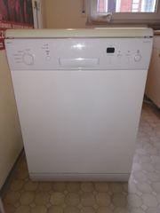 Bauknecht Geschirrspülmaschine Standgerät