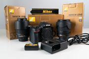 Nikon D7100 Nikkor 18-105 VR