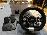 ACME Racing wheel