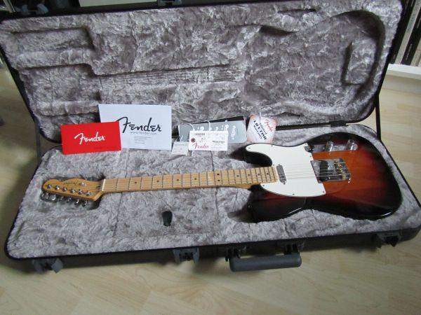 Fender Telecaster, Am » Gitarren/-zubehör