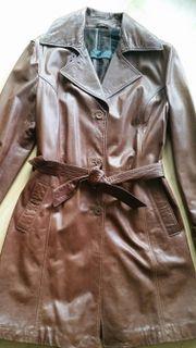 Damen Trenchcoat aus