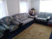 Wohnzimmer Sitz Gruppe mit Bett