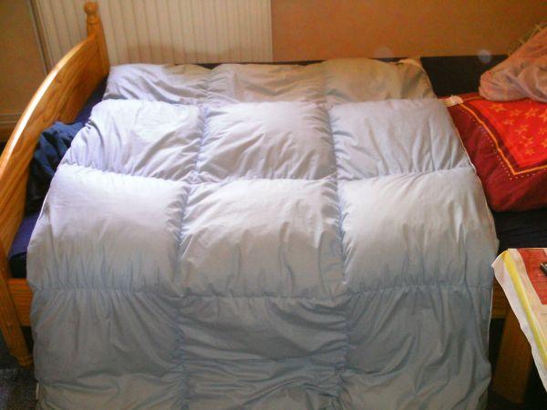 Daunnendecke 135x2,00 » Betten