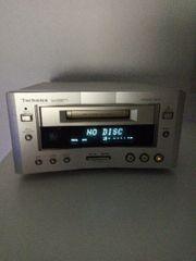 Technics MiniDisc Recorder SJ- HDA710