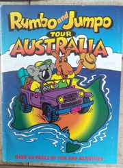 Rumbo and Jumpo Tour Australia