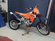 KTM EXC 400 Baujahr 2002