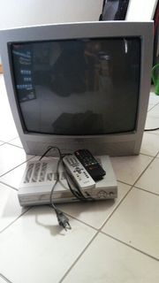 Fernsehr+Sat Receiver