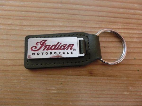 Indian Schlüsselanhänger - Oberrot - Indian Schlüsselanhänger Versand 0,90 - Oberrot