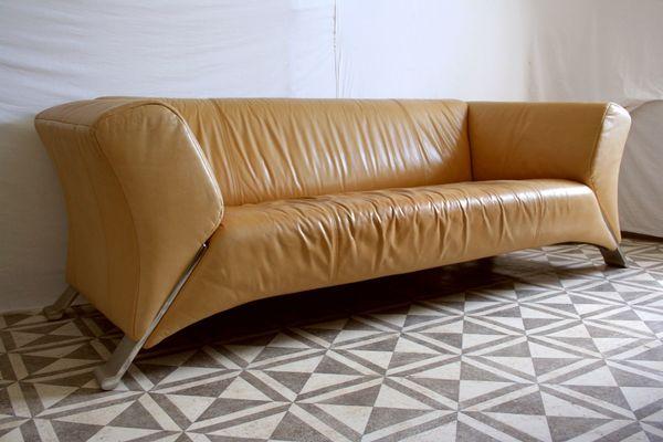 De Sede Cor B B Italia Rolf Benz Leder Sofa Leder Sessel Leder Couch