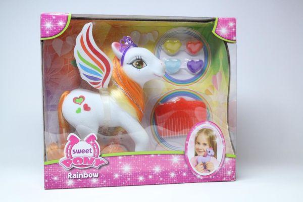 NEU Simba Sweet Pony Rainbow