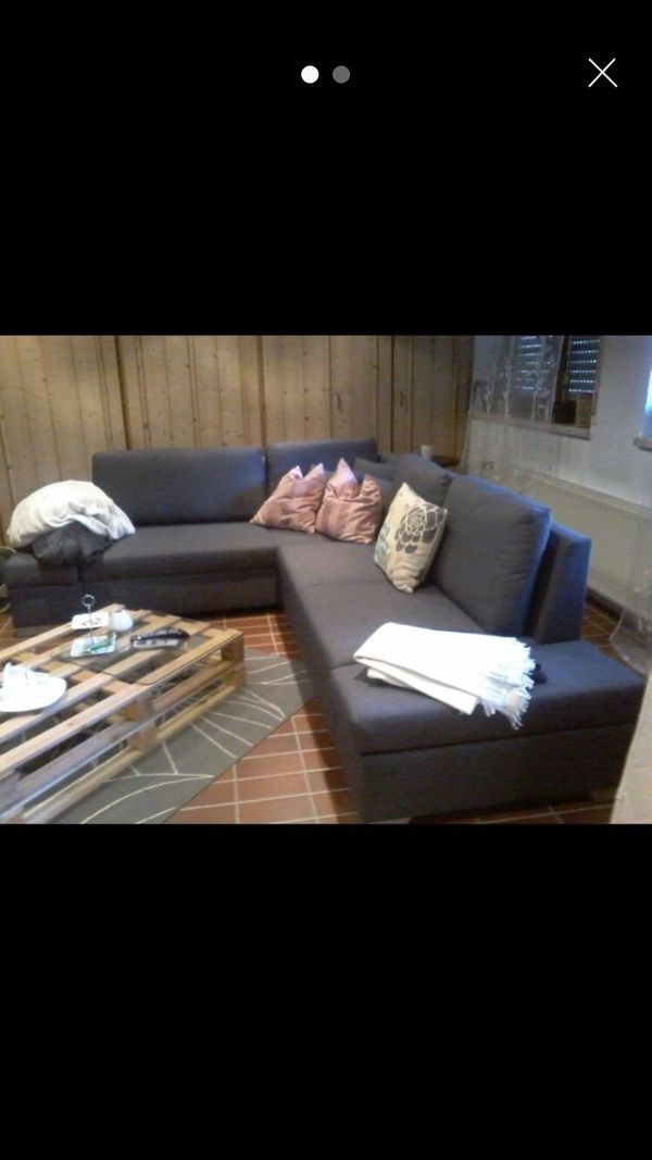 Grosszugige Couch Wohnlandschaft In Osthofen Polster Sessel Couch