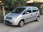 Opel Meriva Vorgeführt
