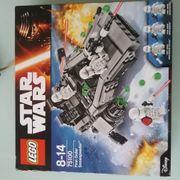 LEGO StarWars First Order Snowspeeder
