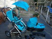 Kombi-Kinderwagen Mutsy