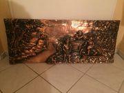 Kupferbild 109 45cm - Weinlese