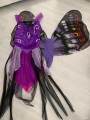 Faschingskostüm Schmetterling Größe S M