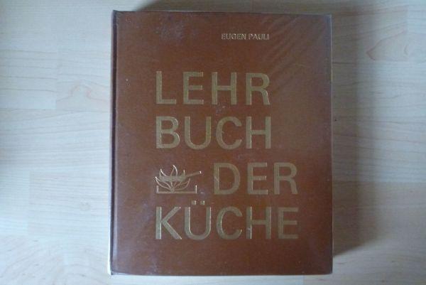 Kochbuch Lehrbuch der Küche Eugen