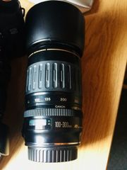 Canon Objektive 100-