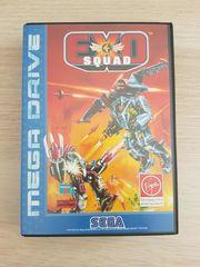 Exo Squad für Sega Mega