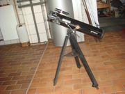 Bresser reflektor teleskop quasi wie neu in berlin