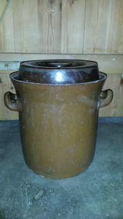 Gärtopf für Sauerkraut