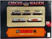 Arnold 0152 Güterwagenset