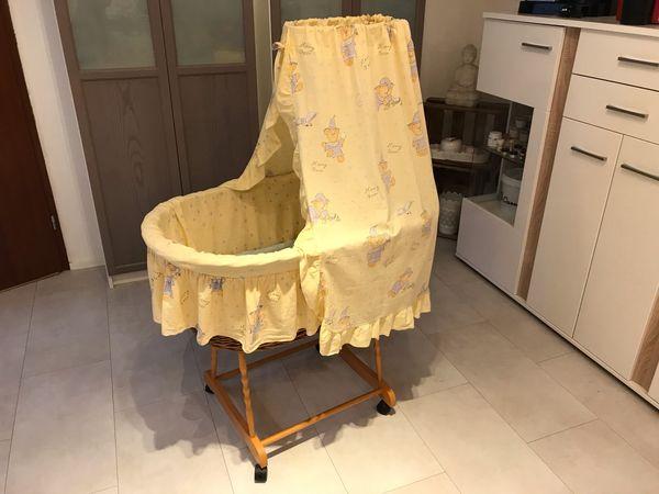 Baby wiege günstig gebraucht kaufen baby wiege verkaufen dhd24.com