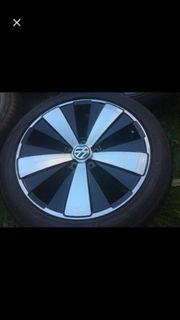 VW Beetle Radsatz Twister 18