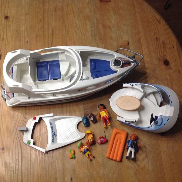 Playmobil Boot In Dachau Spielzeug Lego Playmobil Kaufen Und