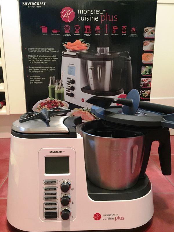 Silvercrest Küchenmaschine in Bruchsal - Haushaltsgeräte, Hausrat ...