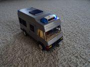 Playmobil Polizeiauto mit Blinklicht und