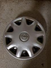 4 original Opel Radkappen 15