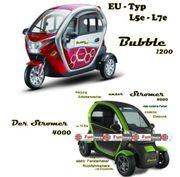 elektrofahrzeuge e-mobil