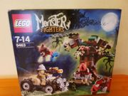 Lego Monster Fighters Nr 9463