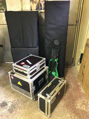 PA -Music Anlage mit viel
