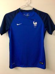 Frankreich Shirt - Grösse 147-158cm - Original