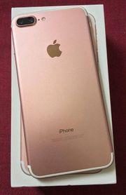 I phone plus 7 rose