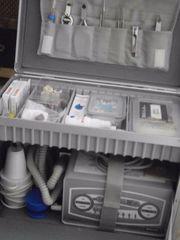 Fußpflegegerät - Baehr Tec A900 Alu