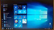 Laptop Sony Vaio mit Windows