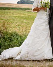 Wunderschönes neuwertiges Brautkleid