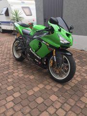Kawasaki Ninja zx6r 636c