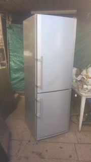 Liebherr Edelstahl Kühlschrank Kühlgefrierkombination
