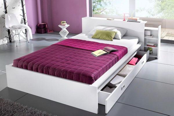 Neuwertiges Bett 120x200 In Weiss In Lorch Betten Kaufen Und