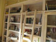 Bücher-Schrankwand von Heine 287 x