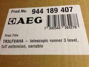 AEG TR3LFVAHA 3-fach Telescop Auszüge