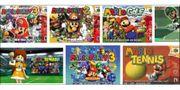 Suche Nintendo 64
