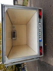 Kühlwagen zu vermieten