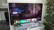 LG OLED 4K TV LG65E7