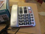 Großtasten Telefon mit Fototasten BIGTEL